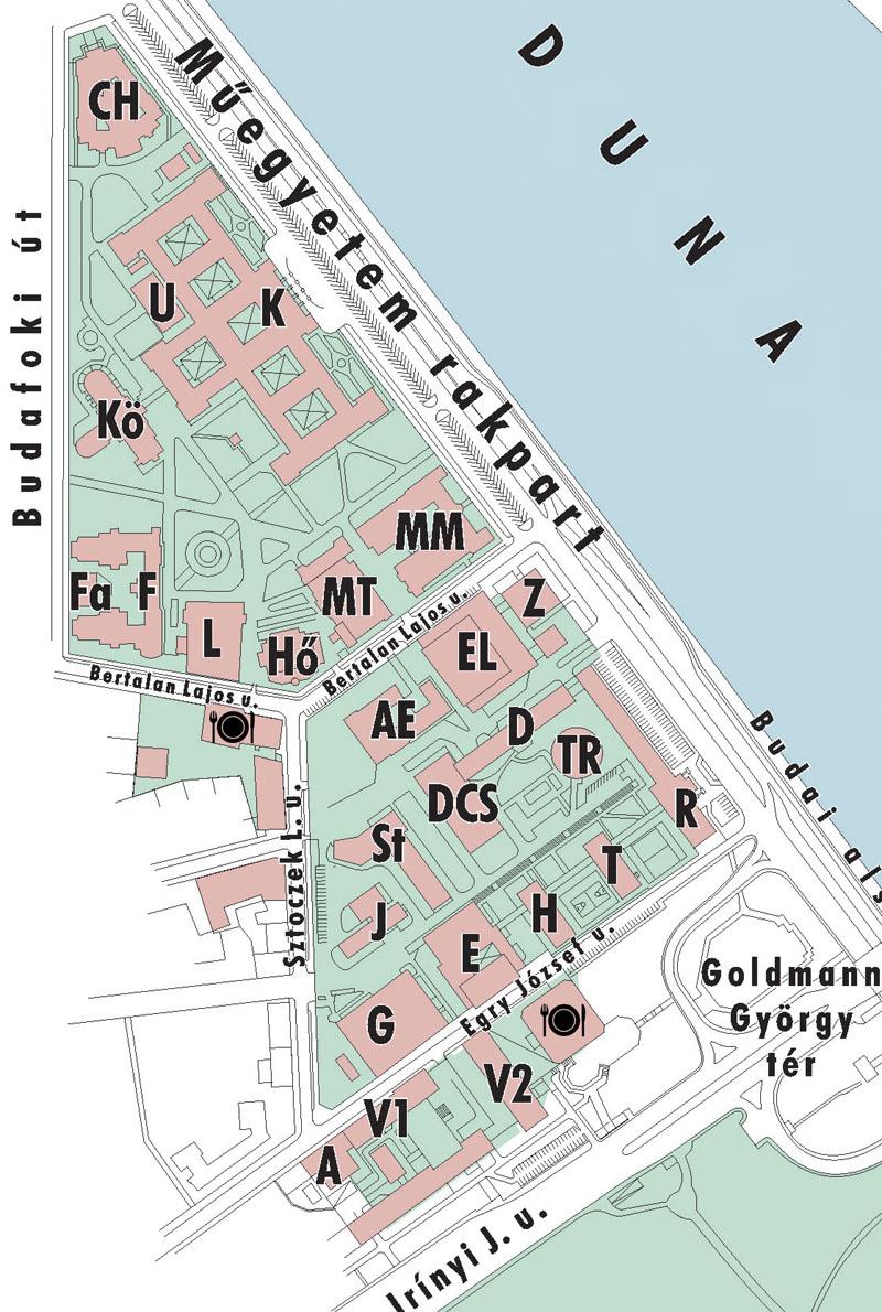 bme budapest térkép Application information   BME Központi Tanulmányi Hivatal bme budapest térkép